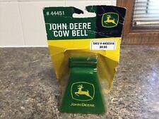 Vintage John Deere Cow Bell - NEW!