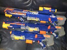 Nerf Set of 3 Longshot CS-6 Guns