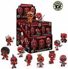 Funko Mystery Minis Marvel Deadpool