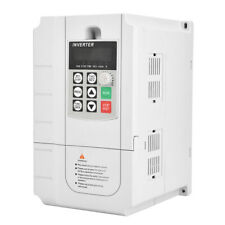 220V 5.5Kw Variable Frequency Driver Interver Vfd Single Input And 3Phase O #Bsu