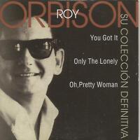 Roy Orbison - Su Coleccion Definitiva 2000 Spain promotional sampler CD
