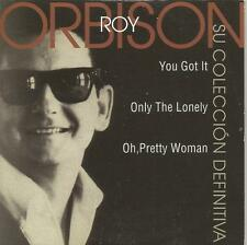 Roy Orbison - Su Coleccion Definitiva 2000 Spain promotional sampler CD