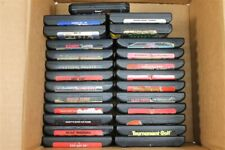 Discounted Genesis Lot Of 25 Games - Boogerman, Super Street Fighter, Bubsy