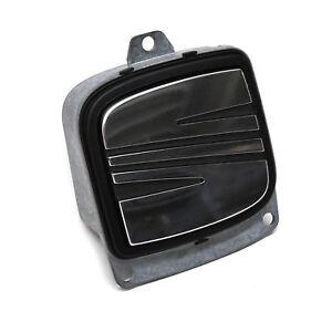 ORIGINAL SEAT Griff Heckklappe Taster Öffner Emblem Altea 5P0827565D