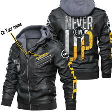 Opel Leather Jacket Perfect Gift