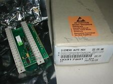 SIEMENS SIPLACE 00317891-01 STEPPING MOTOR CONTROL UNIT AUT5 NEW E4