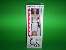 Asian CANDI Girls Doll 1997 Fashion Couture Hamilton Design Systeme New in Box