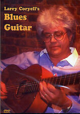 Larry Coryell's Blues Guitar Learn to Play Jazz Lesson Tutor Music DVD