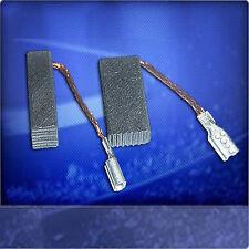 Kohlebürsten Motorkohlen für AEG WSLE 115, WSL 125 S, WSLE 125, WSL 600