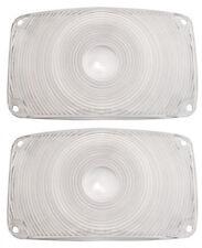 (#A1385)   1956 Chevrolet Bel Air Parking Light Lens, Clear