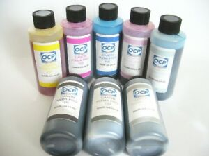 GENUINE OCP INK KIT COMPATIBLE WITH CANON PIXMA PRO 100 & 100s  CLI42 CARTRIDGES