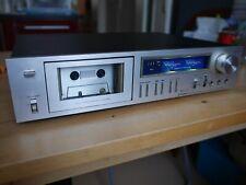 Pioneer stéréo cassette tape deck CT-200 avec notice VINTAGE 1980