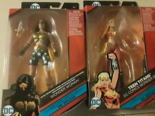 Justice League DC Multiverse - REBIRTH WONDER WOMAN + WONDER GIRL