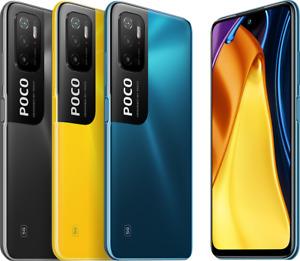"Xiaomi POCO M3 Pro 5G NFC Smartphone 6GB 128GB 90Hz 6.5 ""FHD 5000mAh Dual SIM"