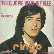 ELLE, JE NE VEUX QU'ELLE - JUGES # RINGO (RINGO WILLY-CAT)