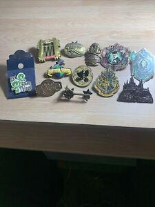 universal studios pin badges