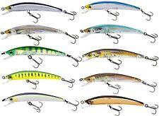 Yo-Zuri Freshwater Crystal Minnow Jerkbait - Bass, Pike, & Walleye Fishing Lure