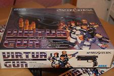 Virtua Gun HSS-0152 Sega Saturn Japan NEW JAPANESE VERSION IMPORT