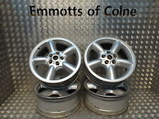 Land Rover Discovery 2 td5 Set of four freestyle alloys to fit 1999-2004