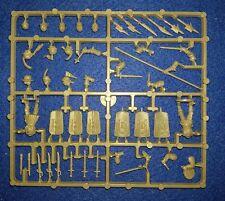 Perry miniatures Mercenaries 1450-1500 command sprue
