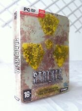PC S.T.A.L.K.E.R (SHADOW OF CHERNOBYL) COLLECTOR'S EDITION RADIATION TIN CASE.