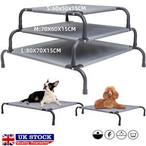 Pet Elevated Bed Dog Cat Portable Raised Cot Basket Warm Sofa Hammock Waterproof