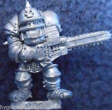 1989 ORC BLOODBOWL 2e édition star player ugroth Ripper Bolgrot citadelle ork GW