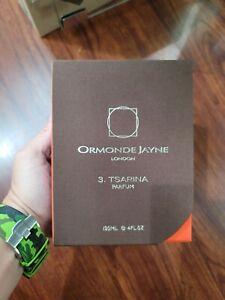 3. TSARINA PERFUME BY ORMONDE JAYNE LONDON SEALED LUXURY NICHE 4 CORNERS
