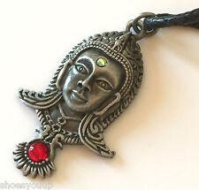 Briar Dharma Étain Symbolique Pendentif Breloque, Adi Buddha, Paix et Créativité