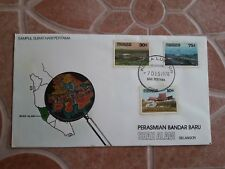 Malaysia 1978 Opening of the New Town of Shah Alam ~ FDC