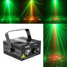 Stage Esterno Proiettore Laser Luce RG Stage 3 Lens 18Gobos Illuminazione SUNY