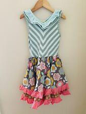 New listing Matilda Jane happy & free decadent cake walk dress size 6