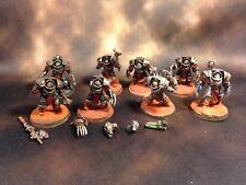 Warhammer 40k Space Marines Forge World Cataphractii Pattern Terminators Praetor