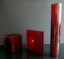 Large set  Bakelite marble cherry amber 1395 grammes