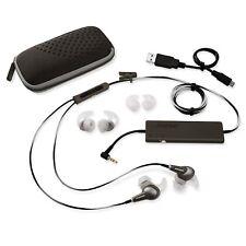 Bose QC20 dans l'oreille uniquement Casque Gris-Livré avec tous les emballage d'origine.