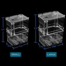 breeding box pbi-1 aquarium fish breeder box for hatchery (small)