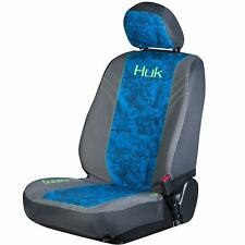 BR41 HUK Fishing Low Back Seat Cover | Blue Freshwater Cell | Single