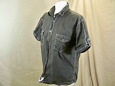 Forest Shirt Jean company Black Men's Size L
