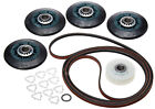 NEW MAYTAG DRYER REPAIR KIT Belt Pulley Roller (SEE MODEL FIT LIST) MDE5500AYW M photo