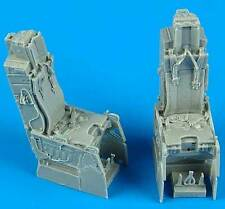 Quickboost F-15D Ejection seats with safety belts Pilotensitze & Gurte 1:48 kit