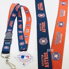 Houston Astros MLB Two tone Breakaway Lanyard