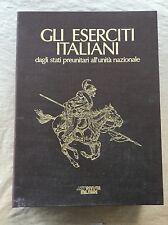 Uniformologia: GLI ESERCITI ITALIANI DAGLI STATI PREUNITARI ALL'UNITA' NAZIONALE