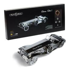 Glorious Cabrio 2 stainless steel mechanical metal model. Time For Machine