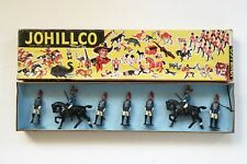 JOHILLCO Royal Household Cavalry Set Toy Soldiers