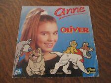 45 tours ANNE oliver
