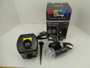 Disney Magic Holiday Pixie Dust LED Projection Spotlight w/ Extra Light