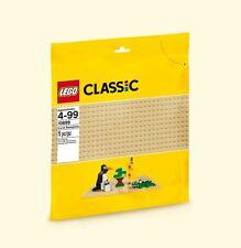 Lego 10699 TAN BASEPLATE Base Plate Castle Star Wars City Desert Sand Tatooine