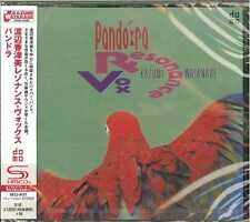 KAZUMI WATANABE RESONANCE VOX-PANDORA-JAPAN SHM-CD D20