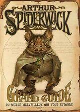 Arthur Spiderwick : Grand guide du monde merveilleux qui v... | Livre | état bon