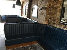 Fixed bench seating/Bars/Restaurants/pubs/clubs/kitchen/dining Room/Bustled